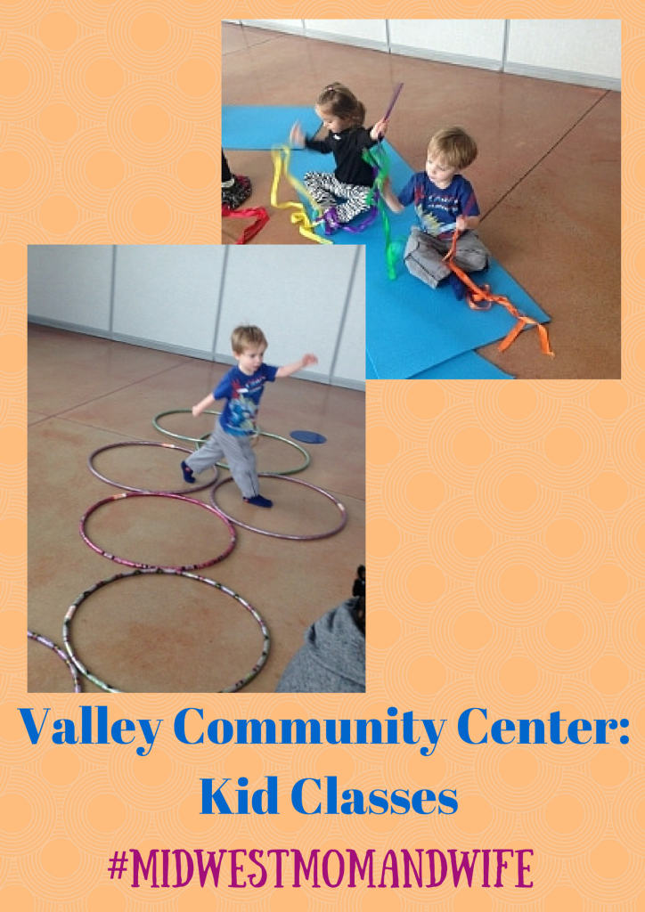 Valley Community Center_ Kid Classes