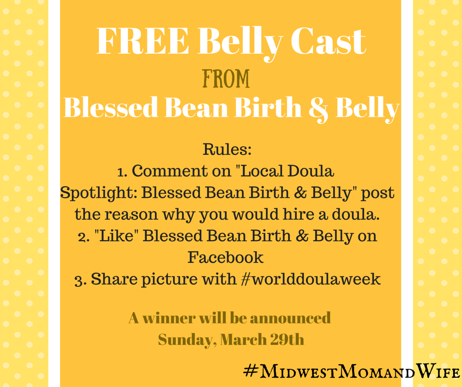 Belly Cast Giveaway