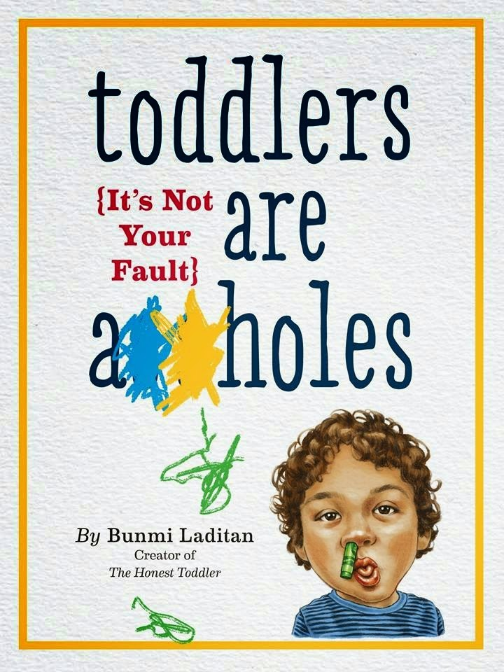 The Honest Toddler & Signed Book Giveaway!