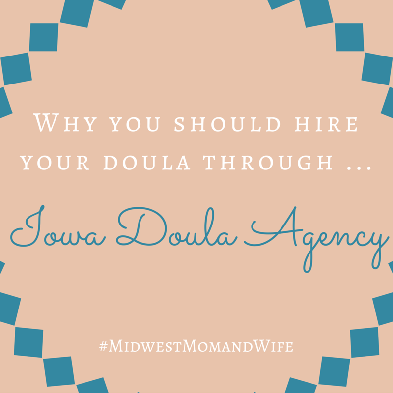 Iowa Doula Agency: Iowa's First Statewide Doula Resource!