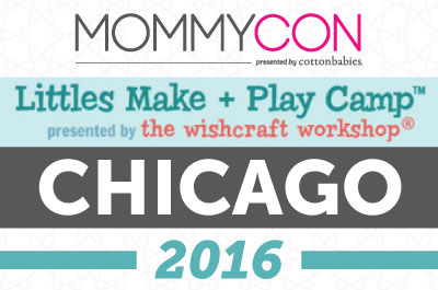 MommyCon Chicago 2016