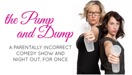 The Pump and Dump Comedy Show Coming to Des Moines!