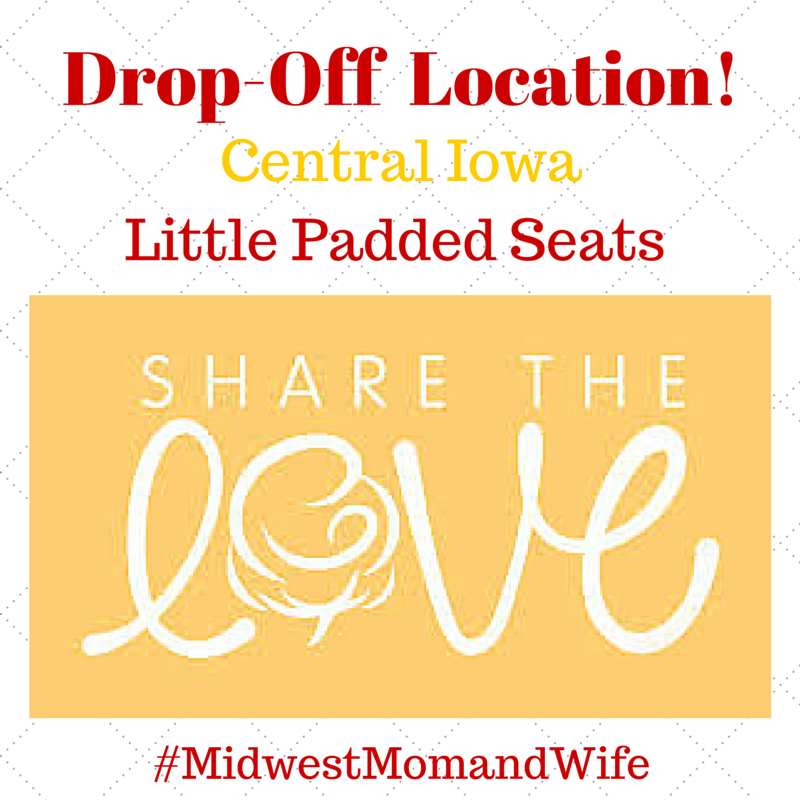 Share the Love: Drop-Off Location!