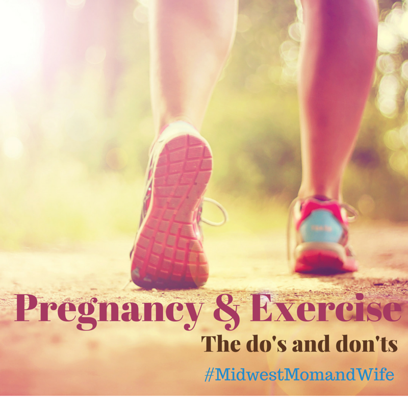 Pregnancy & Exercise