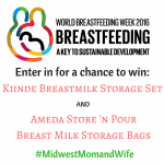 World Breastfeeding Week 1