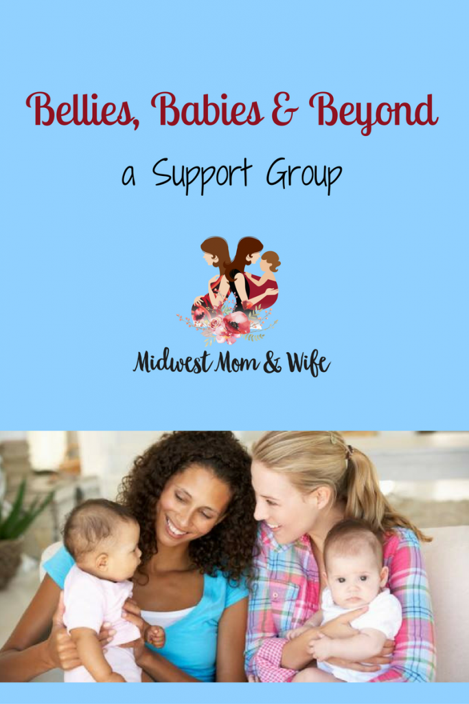 Bellies, Babies & Beyond a Postpartum Support Group