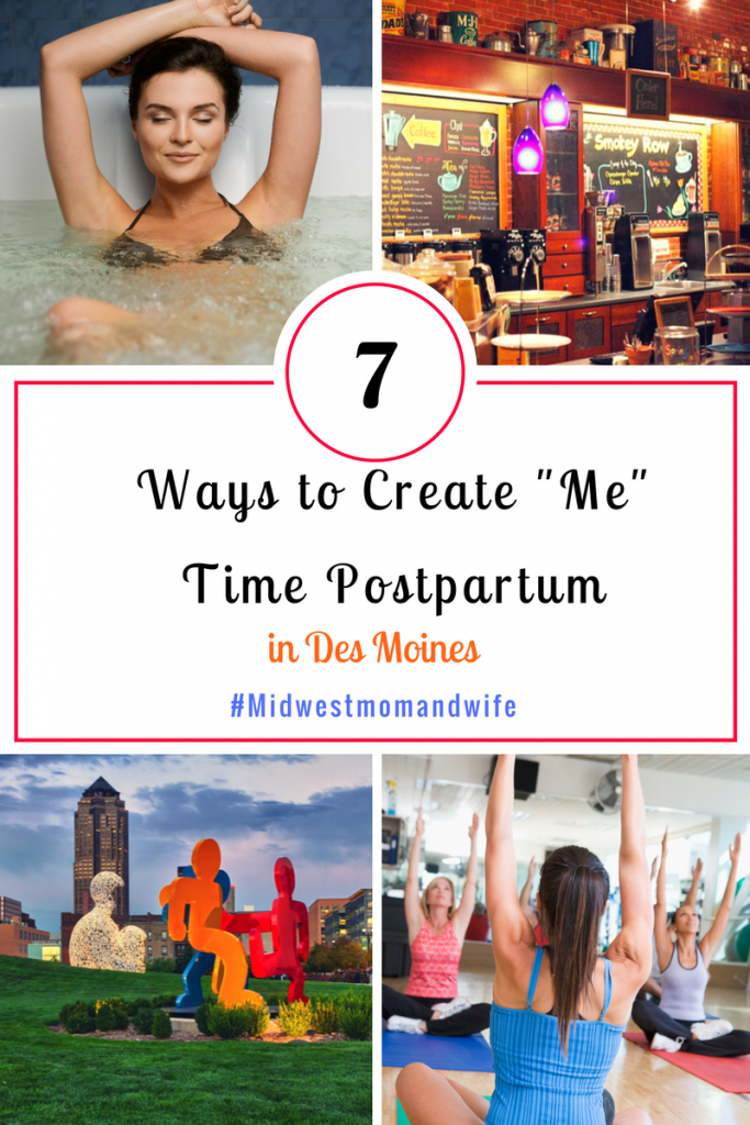 "7 Ways to Create ""Me"" Time Postpartum"