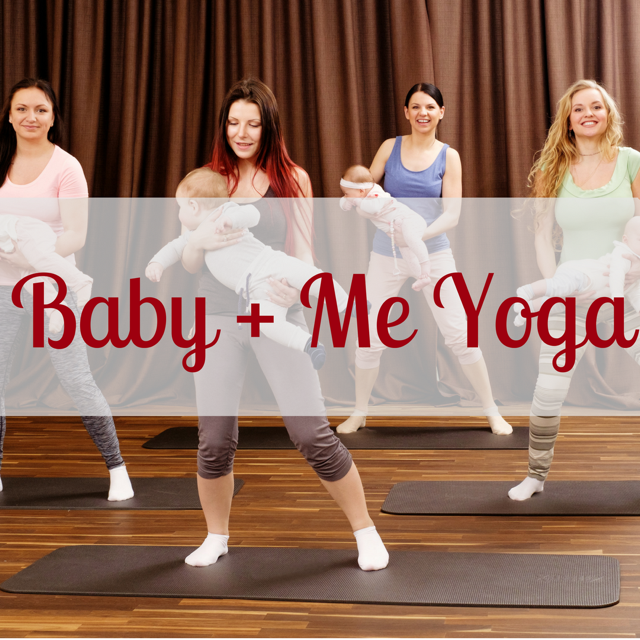 Baby and Me Yoga, New Mom, Yoga, Des Moines