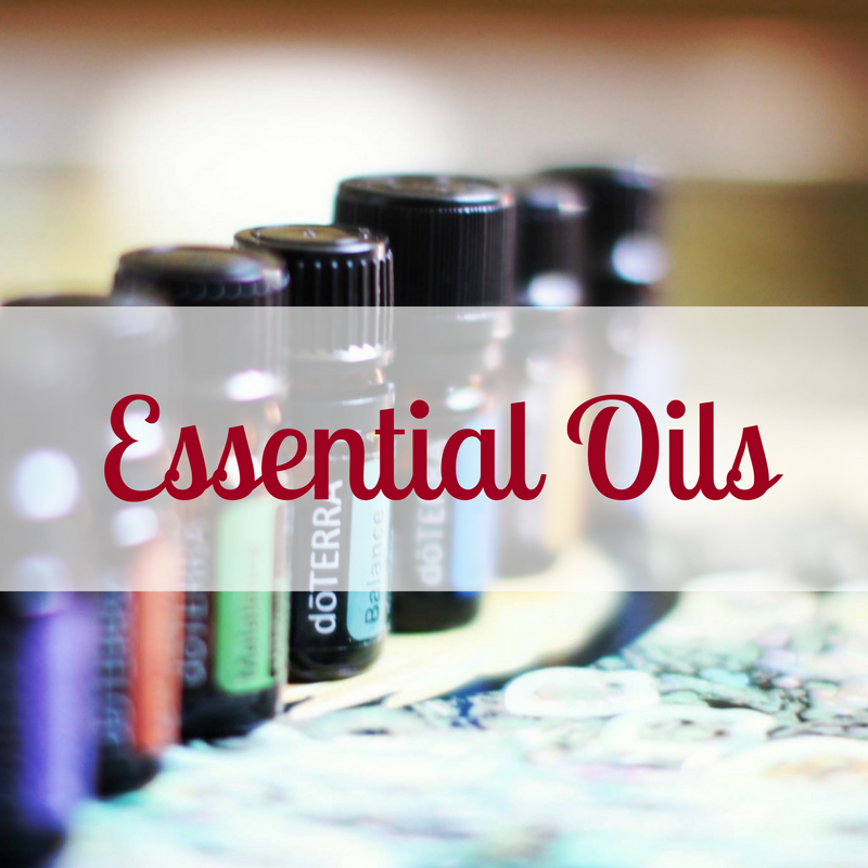 Essential Oils, doTerra, postpartum
