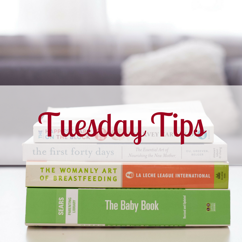 Tuesday Tips, Postpartum, Postpartum Doula, Education